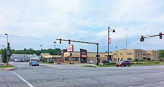 Portage, Indiana - Downtown Portage