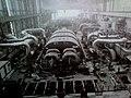 Centrale nucléaire de Gravelines- construction hall des machines.jpg