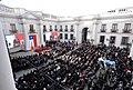 Ceremonia en memoria de Salvador Allende y sus colaboradores Lee el discurso de la Presidenta Bachelet (21140277090).jpg