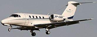 Cessna Citation family - Model 650 Citation III