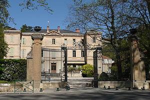 Lamanon - Castle