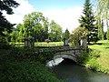 Château de Choloy. Castle garden. Choloy-Ménillot, dép. Meurthe-et-Moselle, France. - panoramio.jpg