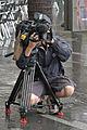 Ch10 Cameraman filming Vic Lorusso, Sydney, NSW, jjron, 01.12.2010.jpg