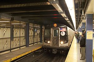 Independent Subway System - World Trade Center station