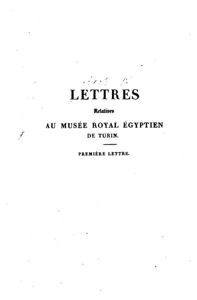 File:Champollion - Lettres à M le duc de Blacas d'Aups, tome 1.djvu