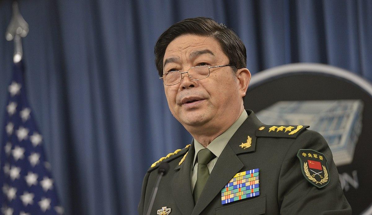 Chang Wanquan - Wikipedia