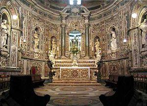 Catald - Chapel at San Cataldo.