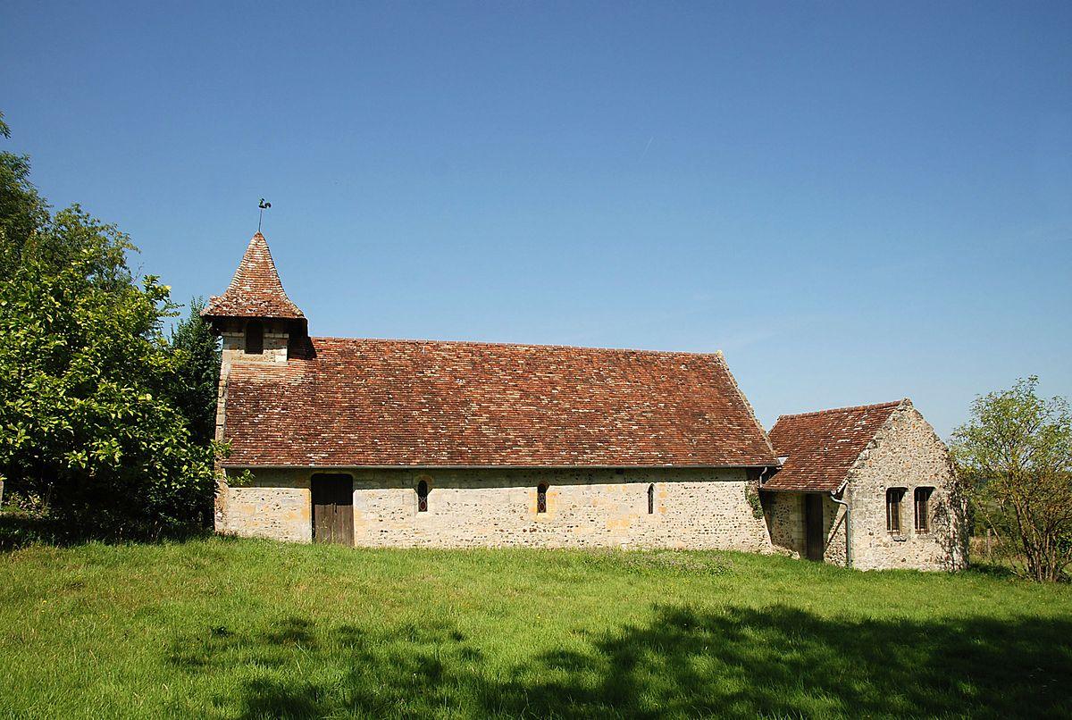 Le Mesnil-Bacley - Wikipedia