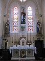 Chapelle Saint-Joseph - Availles-sur-Seiche - Autel.jpg
