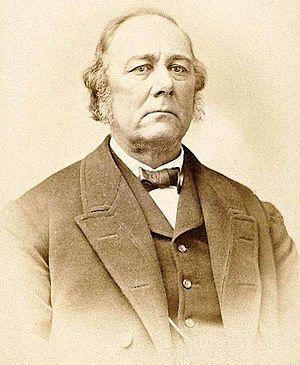 Mormonism and slavery - Apostle Charles C. Rich, a prominent Mormon slave owner