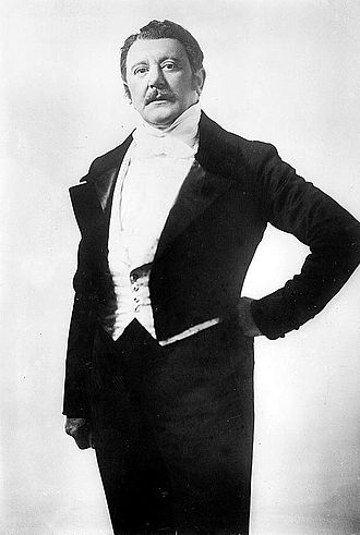 Charles Hawtrey (actor, born 1858) - Charles Hawtrey in Money (1911)
