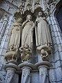 Chartres - cathédrale, transept nord (17).jpg