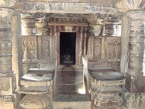 Chaudayyadanapura - Chaudayyadanapur Mukteshwar temple, Haveri District,  Karnataka