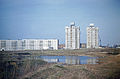 Cheboksary. Housing of Afanasiev Street. 1987.jpg