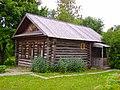 Cheboksary Chapaev's Log House Museum.JPG