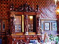Cheverny Château de Cheverny Innen Salle à manger Schrank.jpg