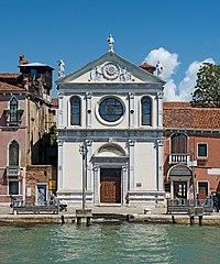 Chiesa di Santa Maria della Visitazione (degli Artigianelli) Venezia.jpg