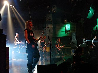 Children of Bodom - Children of Bodom live in Milan 2006.