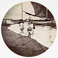 Children paddling in the sea (2781021716).jpg