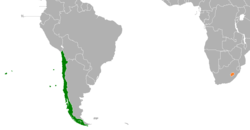 Chile Lesotho Locator.png