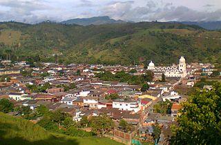Chinácota,  Norte de Santander, Colombia