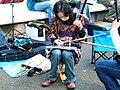 Chinese-fiddle'r at Yoyogi park.jpg