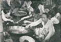 Chinese women cooking for Surabaya refugees, Impressions of the Fight ... in Indonesia, p20.jpg