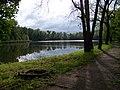 Chlumec (UL), Zámecký rybník.jpg