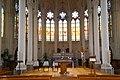 Choeur de l'église Saint Léger d'Orvault 01.JPG