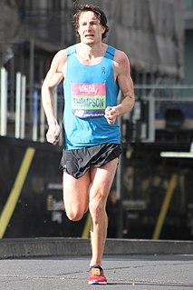Chris Thompson (runner) British long-distance runner