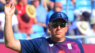 Chris Silverwood English cricketer and coach