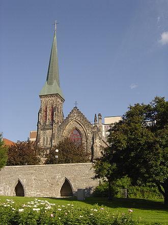 Christ Church Cathedral (Ottawa) - Christ Church Cathedral Ottawa