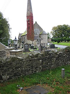 Christ Church, Derriaghy (C of I) - geograph.org.uk - 58794.jpg