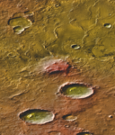 Chronius Mons (THEMIS Day IR with MOLA Color).png
