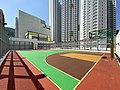 Chun Yeung Estate Level 1 podium Basketball Court 202010.jpg