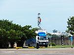 Chunghwa Telecom Mobile Phones Base Truck at Chiayi AFB 20120811.jpg