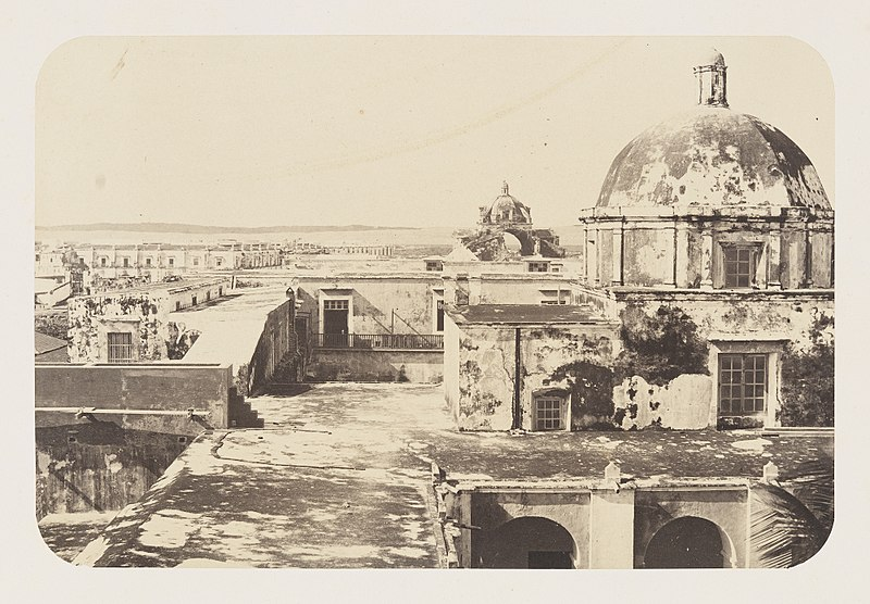 File:Church Dome with Harbor in Distance (29548704210).jpg