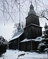 Church of St. John the Evangelist in Pisarzowa 1.jpg