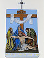 Church of the Assumption of Mary in Kock - Stations of the Cross - 13.jpg