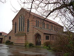 Arbury - Image: Church of the Good Shepherd Arbury Cambridge