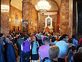 Church service, Yerevan (5211267961).jpg