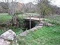 Churn Water Meadows swing bridge - geograph.org.uk - 1049527.jpg