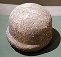 Cippo a calotta, da loc. la figuretta a pisa, VII secolo ac.jpg