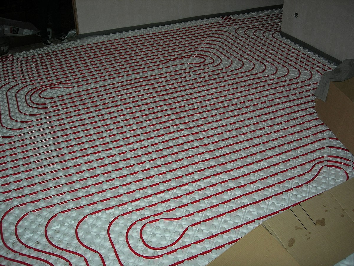 Hydronic Radiant Floor Heating Systems Pros And Cons Types