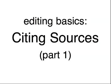 File:Citing sources tutorial, part 1.ogv