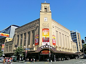 Civic Theatre Auckland