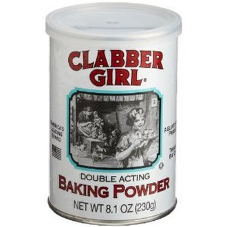 Clabber Girl - Clabber Girl brand baking powder