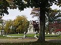 Clarke Plot, Allegheny Cemetery, 2015-10-27, 01.jpg