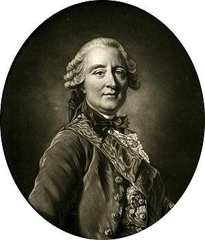 Claude Louis François Régnier de Guerchy - S.E. le marquis de Blosset
