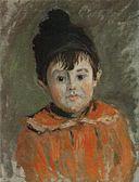 Claude Monet Portrait Michel Pompom Hat.JPG